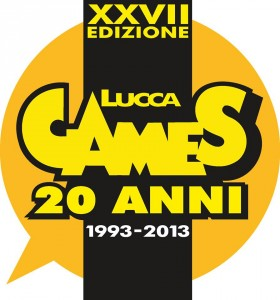 Lucca Games XX anniversario