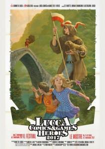 Lucca Crea Svela Il Manifesto Per Lucca Comics & Games 2017