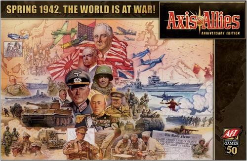 Nuova Versione Di Axis & Allies Anniversary A Ottobre