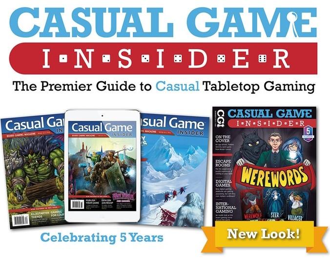 Casual Game Insider Cerca Fondi Su Kickstarter
