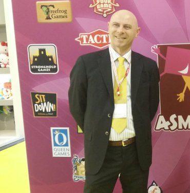 """Luca Cattini (Asmodee): """"CONTRAFFAZIONE, PIÙ GRAVE NEGLI ULTIMI CINQUE ANNI"""""""