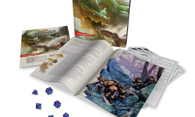 le prossime uscite in italiano per Dungeons & Dragons