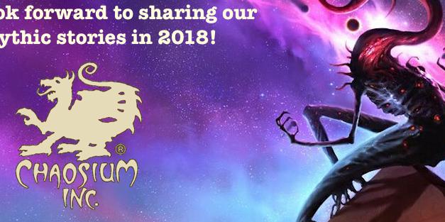 il 2017 della Chaosium