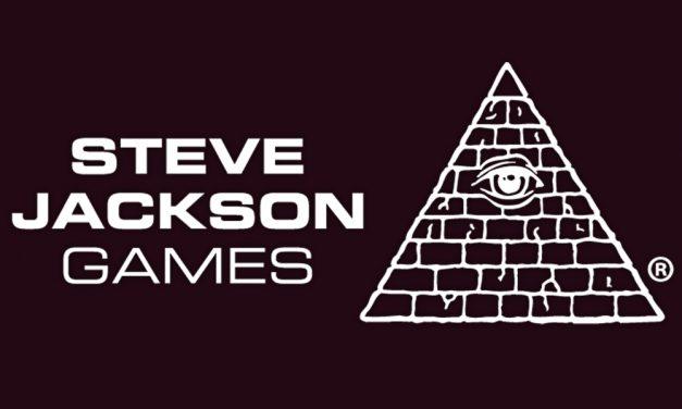 IL 2017 DELLA STEVE JACKSON GAMES