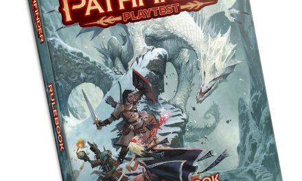 ANCHE IN ITALIANO LA PLAYTEST EDITION DI PATHFINDER