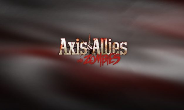 IN ARRIVO AXIS & ALLIES & ZOMBIES