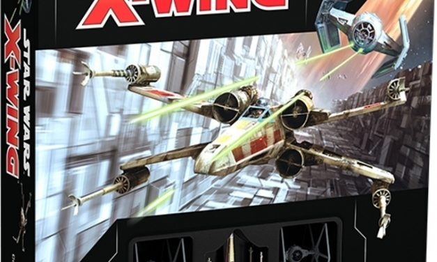 FANTASY FLIGHT GAMES ANNUNCIA LA SECONDA EDIZIONE DI X WING