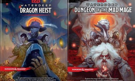 LA SAGA DELL'UNDERMOUNTAIN TORNA A DUNGEONS & DRAGONS – ANCHE IN ITALIANO