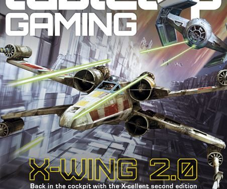 DISPONIBILE DAL 31 AGOSTO IL NUOVO NUMERO DI TABLETOP GAMING