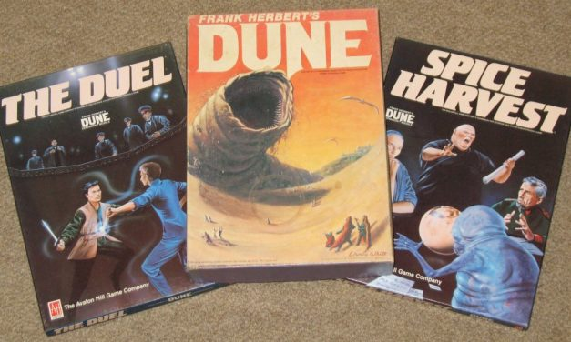 GALE FORCE NINE OTTIENE LA 'MASTER LICENSE' PER I GIOCHI SU DUNE