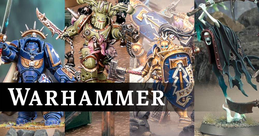 GAMES WORKSHOP ANNUNCIA UN PROFITTO DI 41 MILIONI DI STERLINE