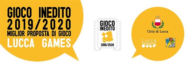 APERTE LE ISCRIZIONI PER IL CONCORSO GIOCO INEDITO 2019/2020