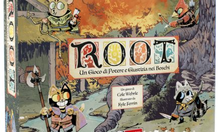 ASSEGNATI I GOLDEN GEEK AWARDS: ROOT E' BOARDGAME OF THE YEAR