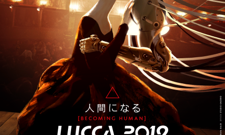 A LUCCA COMICS AND GAMES 2019 OSPITE L'AD DI CUBICLE 7