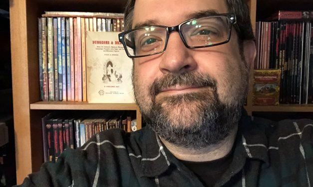 CHRIS PRAMAS OSPITE A LUCCA COMICS & GAMES 2019