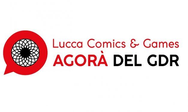 A LUCCA COMICS & GAMES L'AGORA' DEL GIOCO DI RUOLO