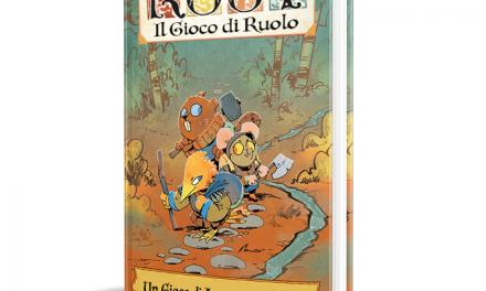 MS EDIZIONI ANNUNCIA L'EDIZIONE ITALIANA DEL GIOCO DI RUOLO DI ROOT