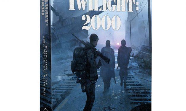 FRIA LIGAN ANNUNCIA LA QUARTA EDIZIONE DI TWILIGHT 2000