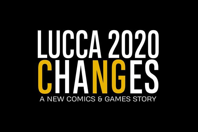"""LUCCA COMICS & GAMES """"CAMBIA E SI FA IN QUATTRO"""": CONFERMATA L'EDIZIONE 2020"""